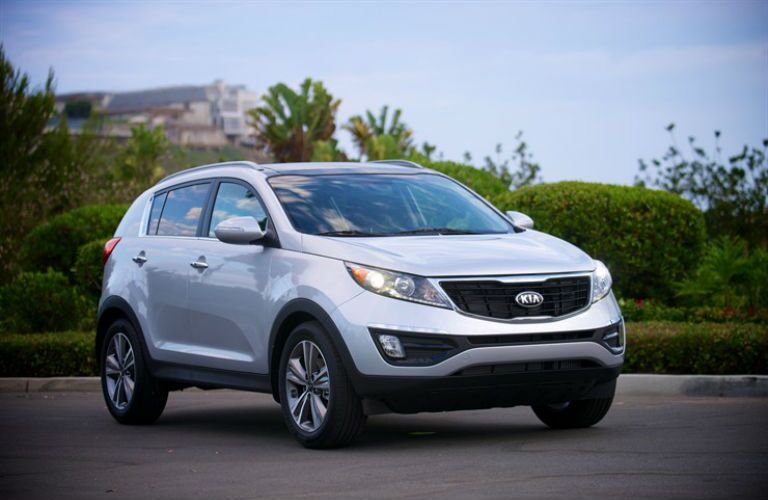 2016 Kia Sportage price comparison