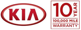 Kia 10-Year/100,000 Mile Warranty