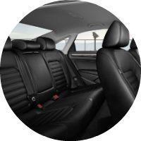 2017 Volkswagen Passat Interior Space