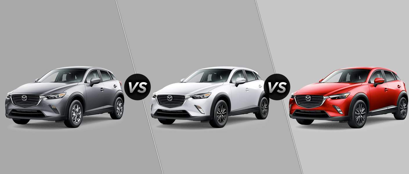 Mazda touring vs grand touring