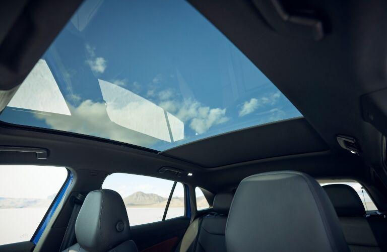 2021 ID.4 panoramic roof