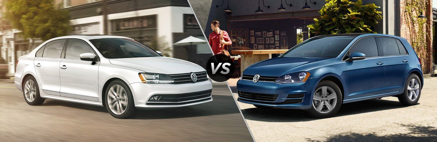 2017 volkswagen jetta vs 2017 volkswagen golf. Black Bedroom Furniture Sets. Home Design Ideas