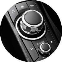 commander control knob