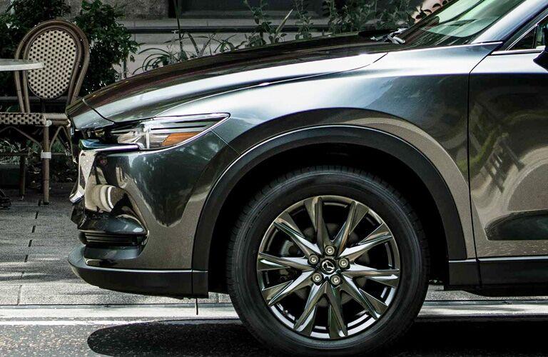 2019 CX-5 exterior front-end shot