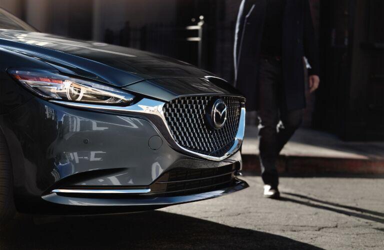 2020 Mazda6 front end closeup