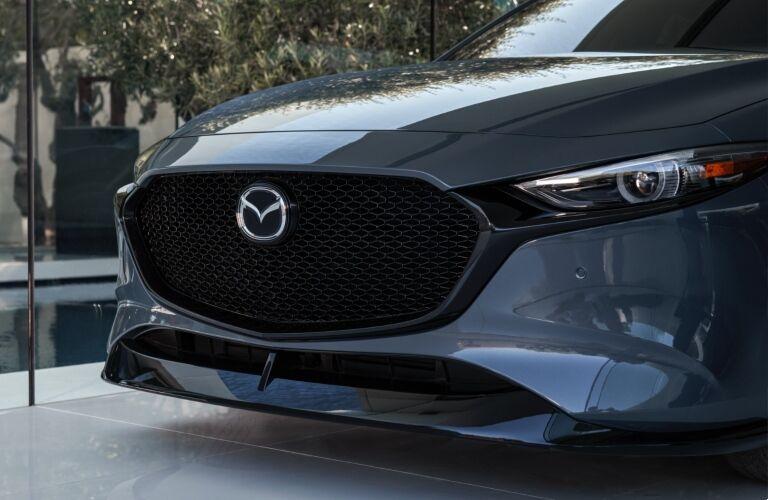 2021 Mazda3 Hatch grille