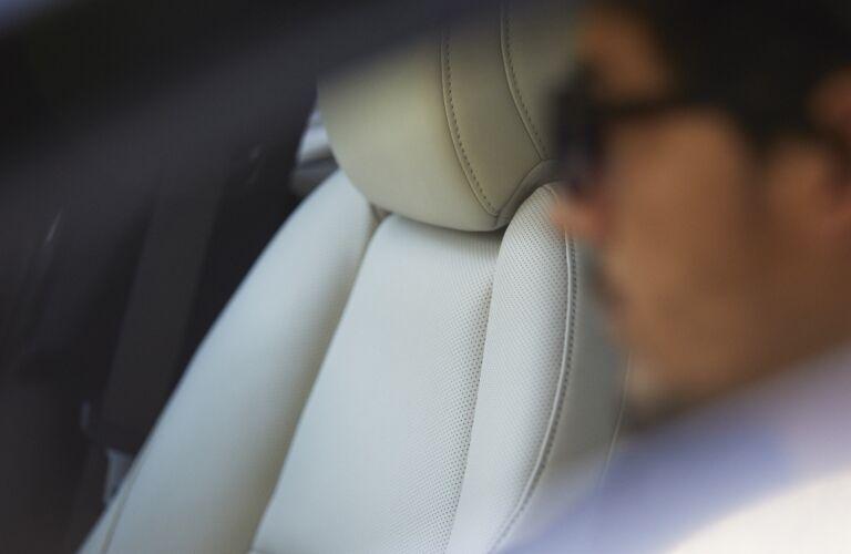 2021 Mazda3 seat showcase