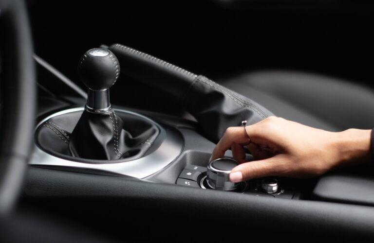 2021 Miata manual gear selector