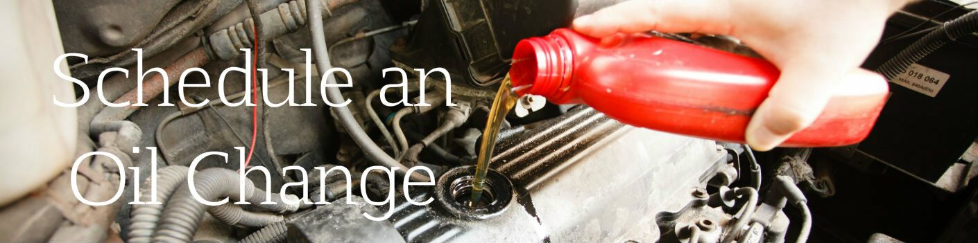schedule an oil change hall cars