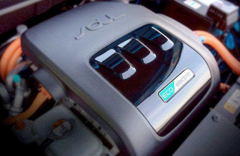 2017 Kia Soul EV battery