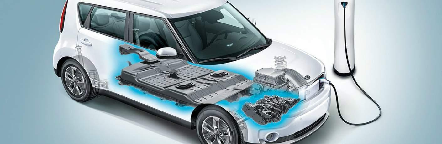 2018 Kia Soul EV Battery Charging