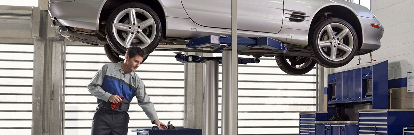 tire rotation service routine maintenance mercedes-benz arrowhead peoria phoenix az arizona