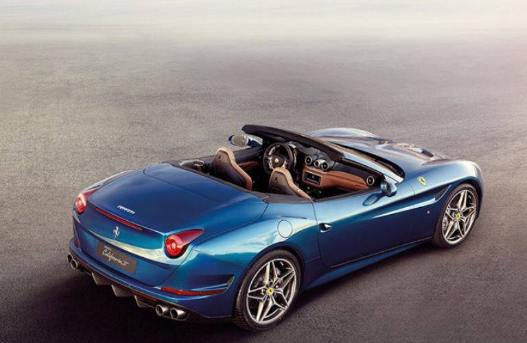 Leasing A Ferrari California T In Chicago