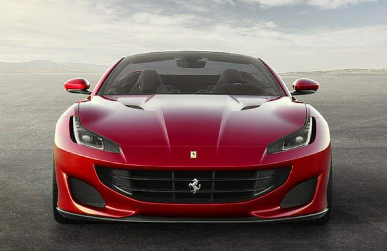Ferrari Portofino front fascia