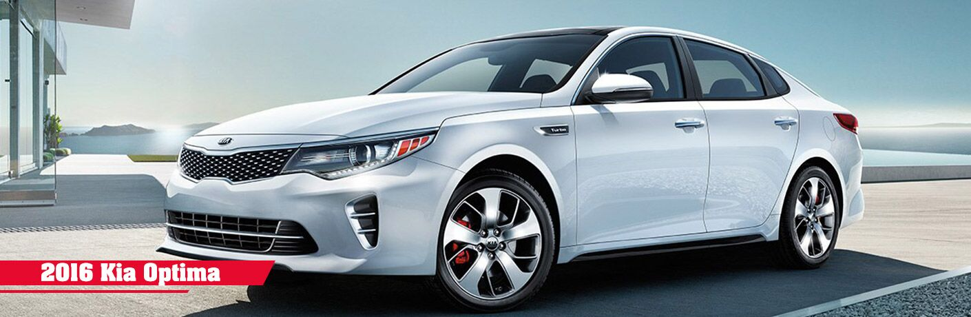 2016 Kia Optima Budd Lake NJ