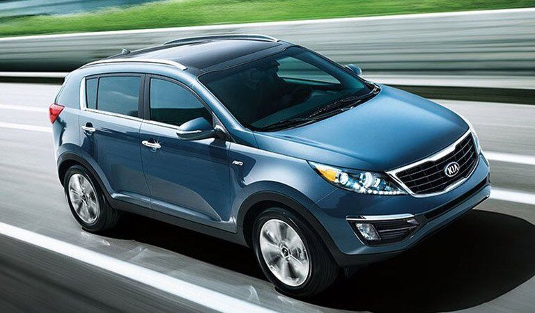 Kia Sportage in Hackettstown NJ