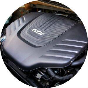 2017 Kia Sedona V6 engine
