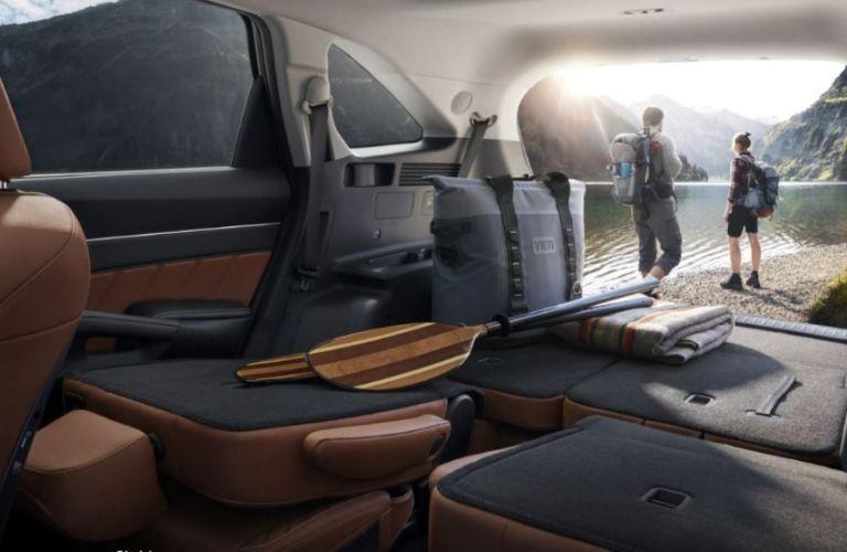 2021 Kia Sorento cargo view