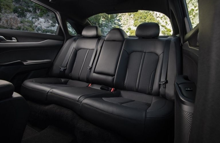 2022 Kia K5 Interior Seating