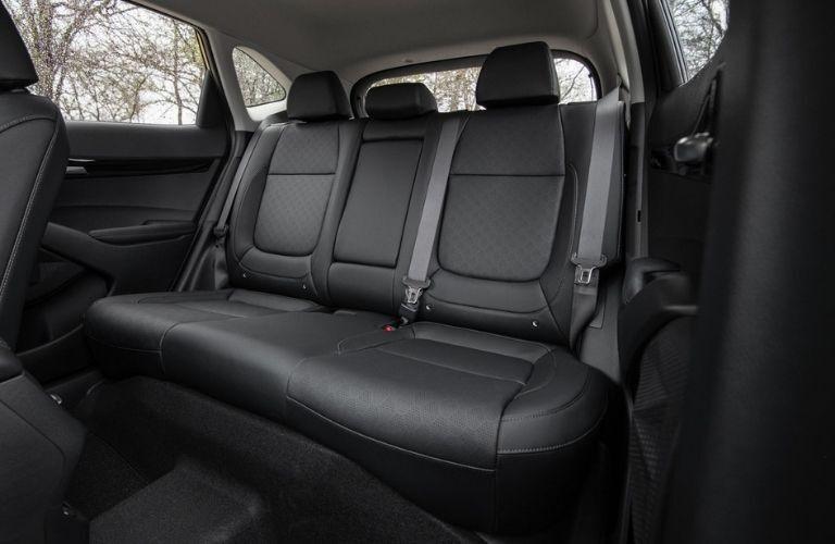 2022 Kia Seltos Interior Seating