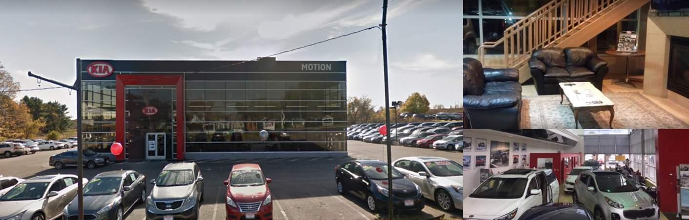 Fidelity Warranty Services >> About Motion Kia a Hackettstown NJ dealership