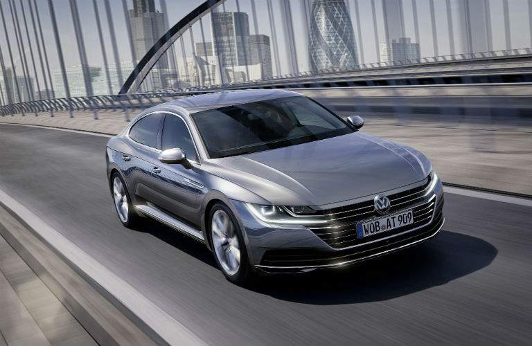 The 2018 VW Arteon offers six powertrain options making up to 276 horsepower