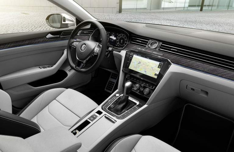 When the 2018 Arteon arrives it will have the latest VW techology available