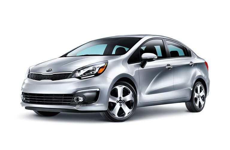 2016 Kia Rio from side_o