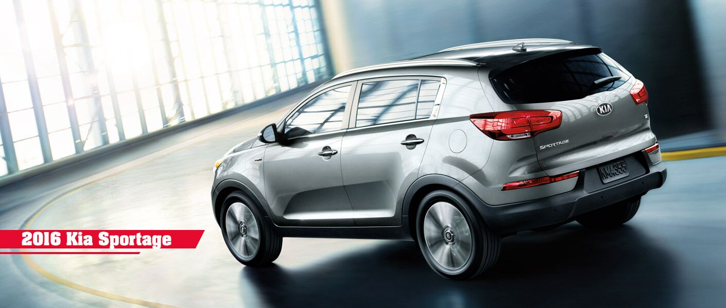 2016 Sportage features Hometown Kia