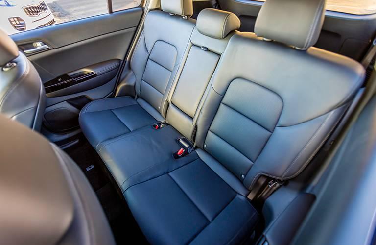 2017 Kia Sportage back seat_o