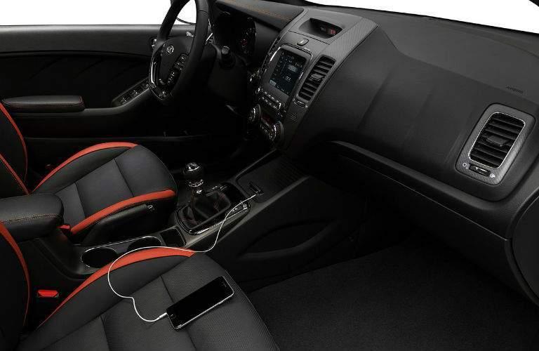 2018 Kia Forte5 Interior Cabin Front Seat