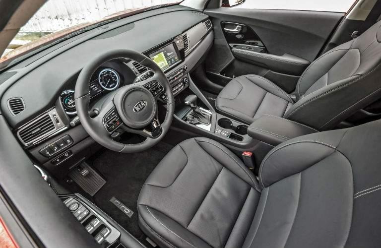 2018 Kia Niro Hybrid Interior Cabin Front Seat