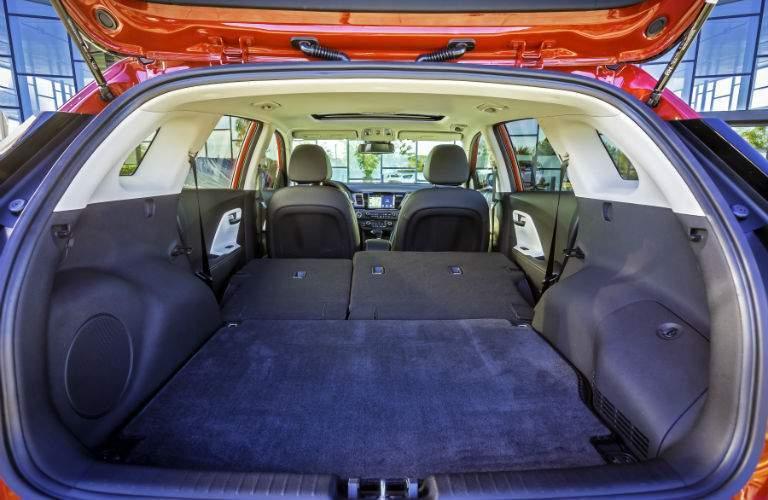 2018 Kia Niro Hybrid Interior Cabin Cargo Hold