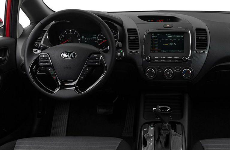 2018 Kia Forte Interior Cabin Dashboard