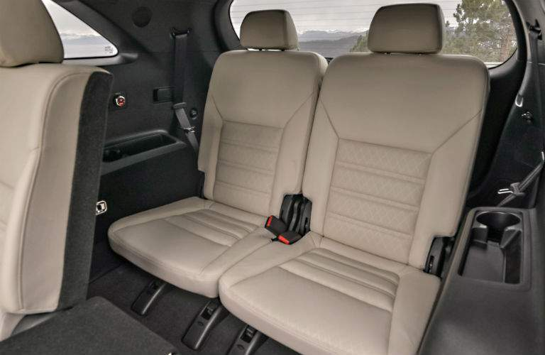 2018 Kia Sorento Interior Cabin Rear Seating
