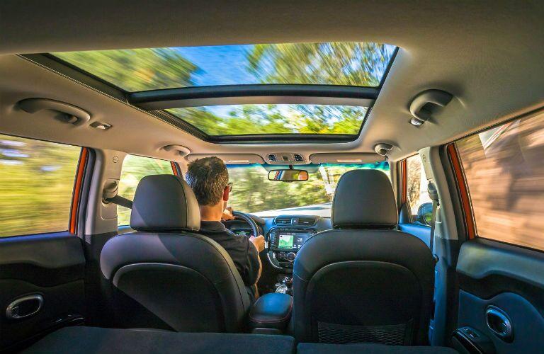 2018 Kia Soul Interior Cabin Front Seats Moonroof