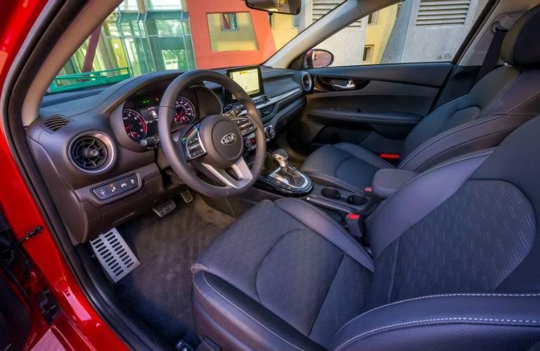 2019 Kia Forte Interior Front Seat/Dashboard