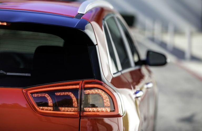 2019 Kia Niro Exterior Rear Fascia Taillights