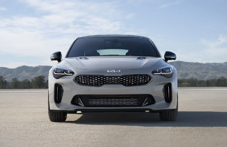 2022 Kia Stinger from exterior front