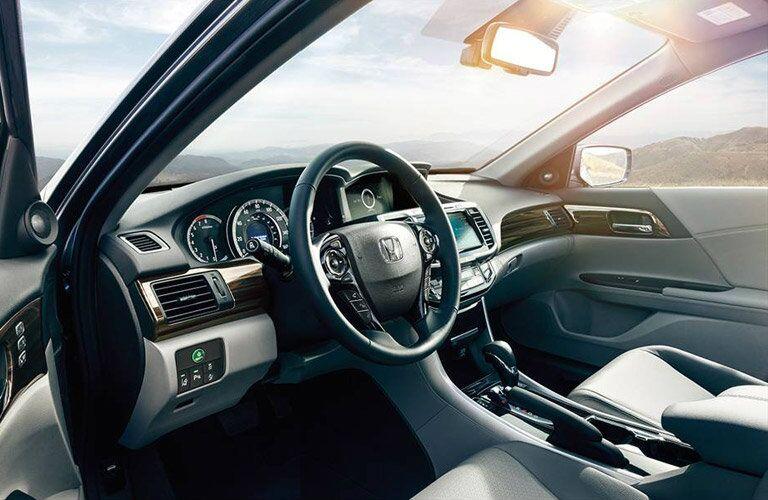 2016 Honda Accord interior space