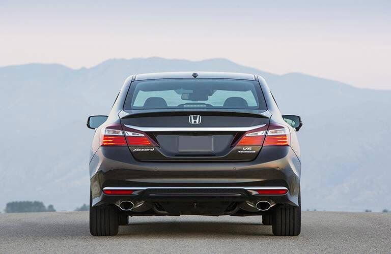 2016 Honda Accord fuel economy