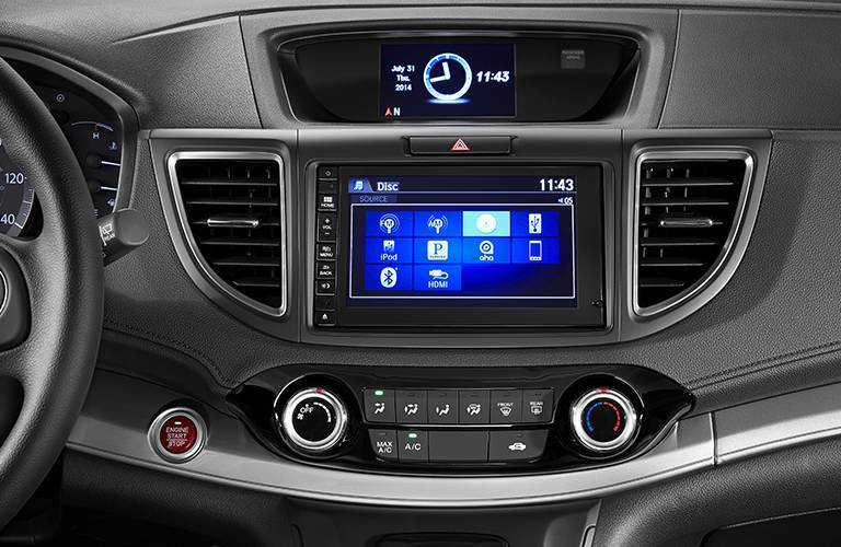 2016 Honda CR-V HondaLink system