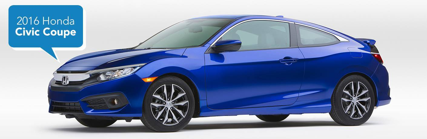 2016 Honda Civic Coupe Rocky Mount NC