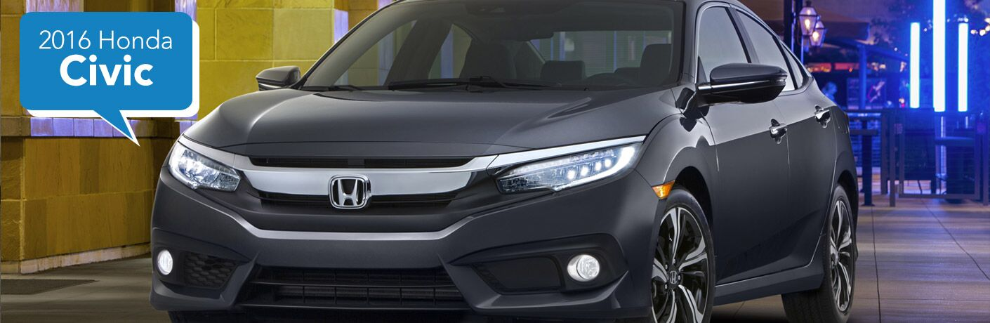 2016 Honda Civic Rocky Mount, NC