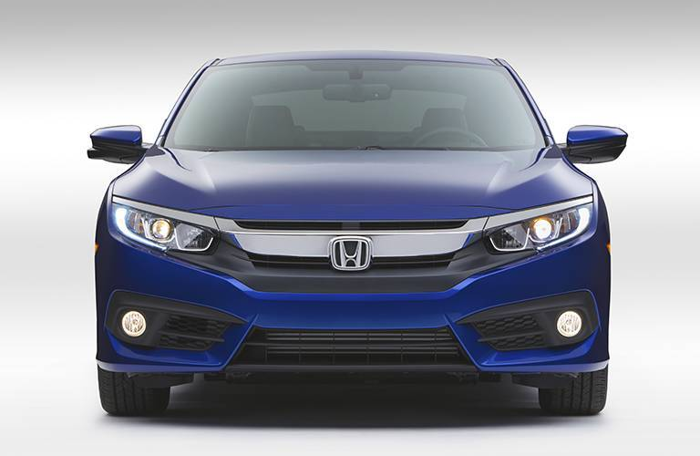 2016 Honda Civic Coupe Redesigned Front Grille