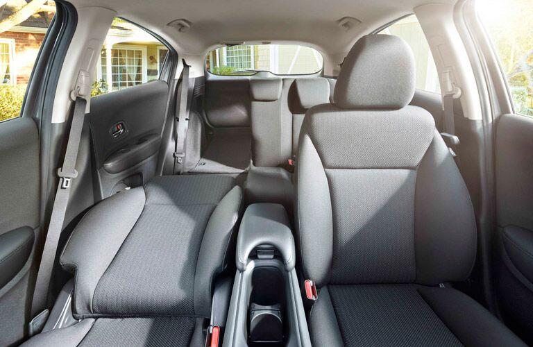 2017 Honda HR-V EX-L Navi Versatile Interior