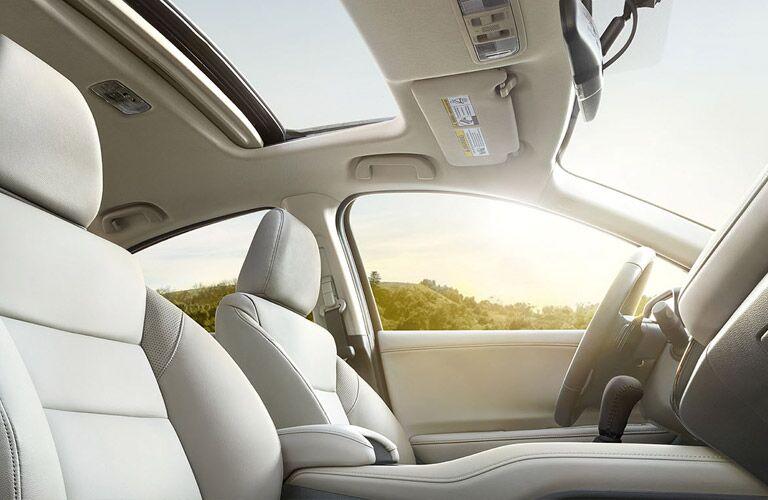 2016 Honda HR-V front seats