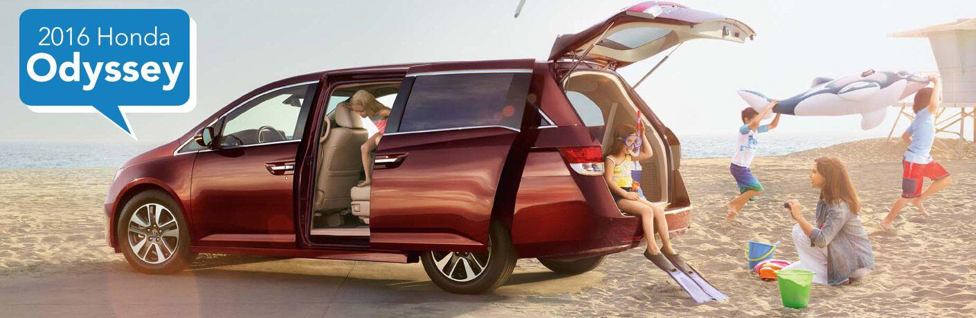 2016 Honda Odyssey Rocky Mount, NC