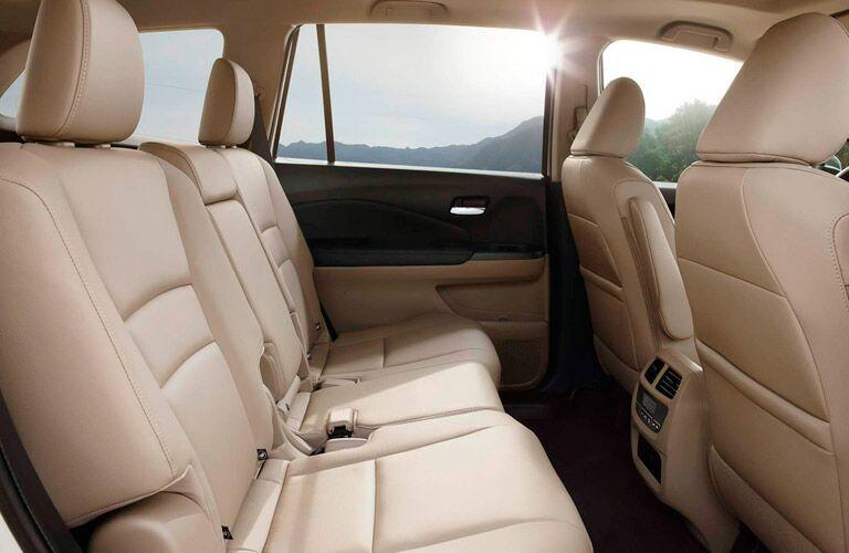 2016 Honda Pilot Leather Interior