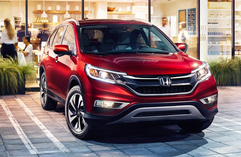 2016 Honda CR-V Touring Exterior Features